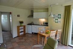 Ruime bungalow in Brabant