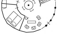 Type C4 plattegrond