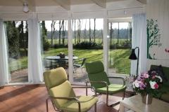 Interieur bungalow Den Beerschen Bak
