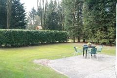 Grote tuin bij deze vrijstaande bungalow