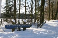 Wandelroute vanaf het bungalowpark