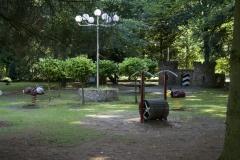 Speeltuin op ons park