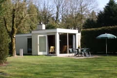 Bungalow in Brabant met grote tuin