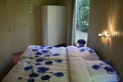 2 bedden in deze slaapkamer