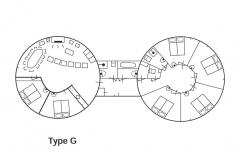 G-12 plattegrond